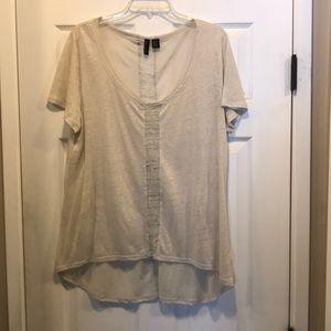 NWOT Light weight short sleeve shirt